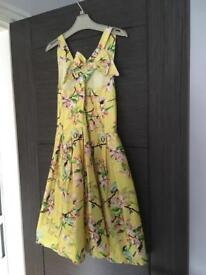 Marks and spencers girls dress age 11