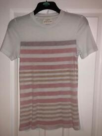 River island tshirts - all size xxs - all £2 each