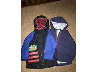 2 x 18-24 month Boys Jackets Next and John Lewis