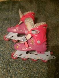 Rolling skates