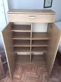 Dresser unit, shelves