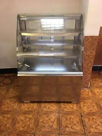 Display fridge chiller