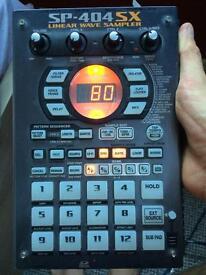 SP404sx PRICE LOWERED Roland sampler effects dj 280 ONO sp 404