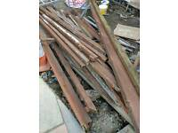 Free second hand timber