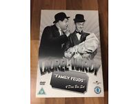Laurel and hardy DVD set