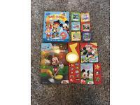 Disney & Mickey Mouse Books