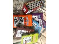 Diary wimpy kid books