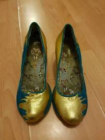 Irregular choice Heels size 5