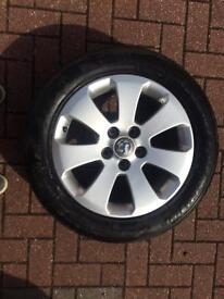 Insignia wheels