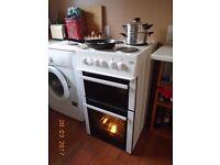 Beko freestanding cooker BD533A white