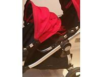 Baby jogger city select double vgc can deliver or collect