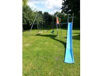 TP swing and slide set