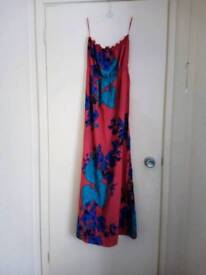 Maxi Summer Strappless dress