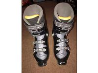 Salomon ski boots 30 mondo size or 12 UK
