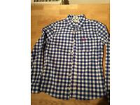 Boys Abercrombie & Fitch shirt size M