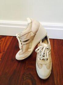 Geox Women's Hi-Top Sneakers, size 39/6