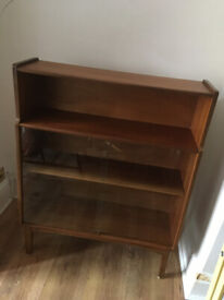 Vintage Nathan Products Display Cabinet /Sideboard
