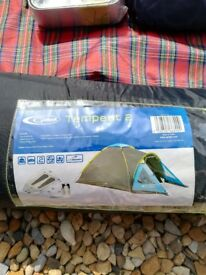 Tent. Used once in bag.
