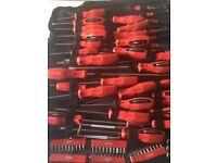 Rolson screwdrivers