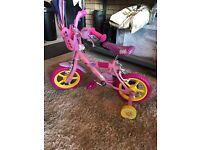 """12"""" Peppa pig bike"""