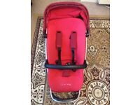 Quinny Travel System with Maxi Cosy Car Seat