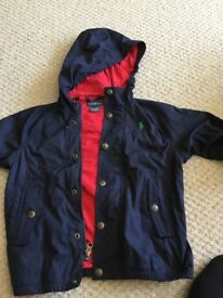 Kids Ralph Lauren jacket age 6
