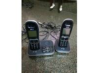 BT Twin Phone