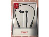 Beats X Grey Wireless Headphones