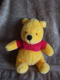 Winnie Pooh Cuddly Soft Toy