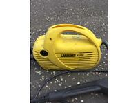 Karcher K90 Small Pressure Washer