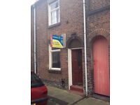 **LET BY**2 BEDROOM MID-TERRACED**QUEEN ANNE STREET-SHELTON**NO DEPOSIT**DSS ACCEPTED