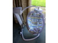 Joie serena 2 in 1 swing perfect condition