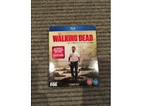 The Walking Dead - Season 6 on Blu-ray