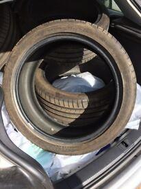 255 40 r19 dunlop tyres