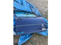 FOR SALE MK4 Volkswagen Golf Parts Dark Blue Doors £30 each ono