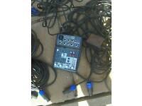 DJ set system