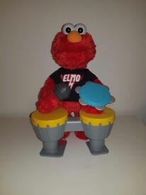 Lets rock elmo