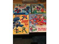 DC Super Friends. Book Collection