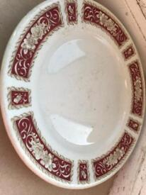 Plate, Heath, made in England , antique