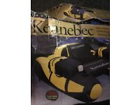 Kennebec inflatable fishing chair