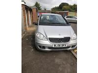2006 Mercedes A150 manual 1 year mot