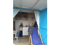 Beach hut to rent Bournemouth