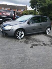 For sale! £2900 Ono Volkswagen Golf 1.6 fsi!