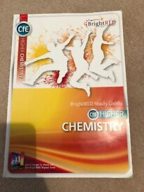 CFE Higher Chemistry Revision Guide - BrightRED