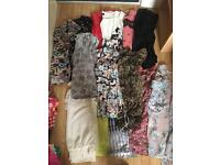 14 size 10 tops