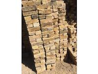 London Yellow / Multi stock bricks