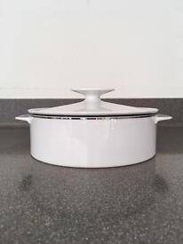 Thomas China 'Night and Day' Vegetable Tureen with Lid