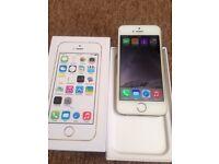 Apple iPhone 5s 32gb Space Grey/Gold UNLOCKED