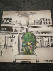 Busy Making Progress vinyl lp