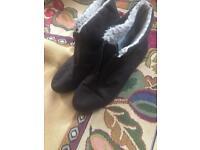 Blizzard girls boots